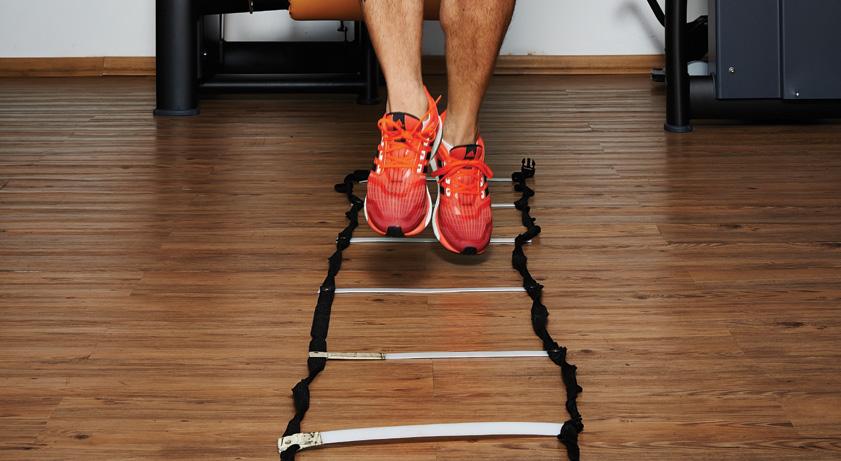 Exercícios funcionais para corrredores