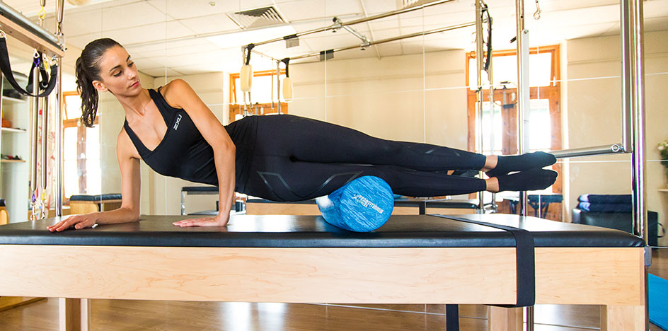 O método Pilates na osteatrose do quadril