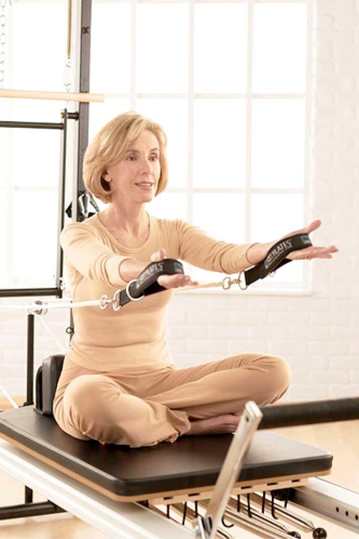 Pilates para aumentar a massa óssea e prevenir a osteoporose