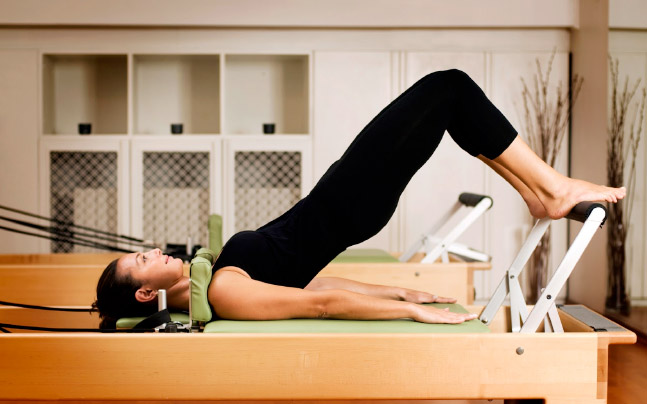 Pilates no impacto femoroacetabular