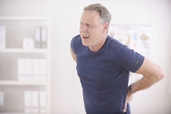 Pilates na protusão discal